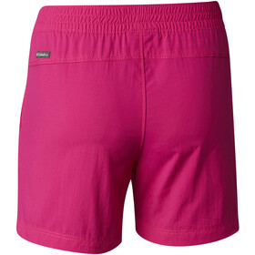 Columbia Silver Ridge Pull-On Pantaloncini Ragazza, rosa